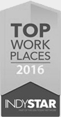 indy top places to work 2016