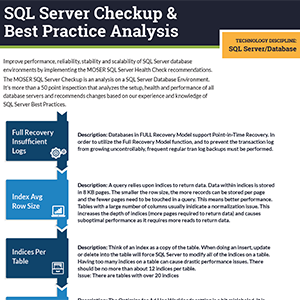 SQL server database resource